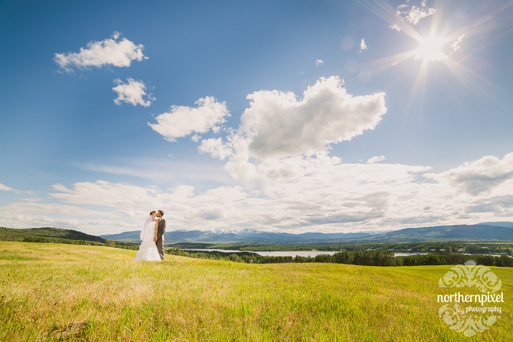 Northern BC Smithers British Columbia Wedding Photographer