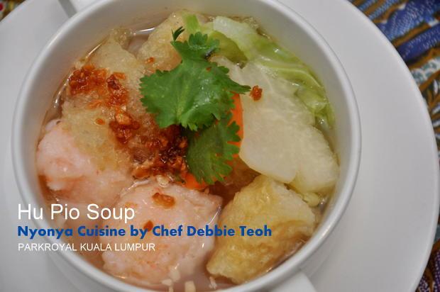 Nyonya Cuisine by Debbie Teoh PARKROYAL KUALA LUMPUR 6
