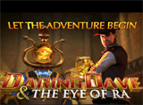Online Daring Dave and The Eye of Ra Slots Review