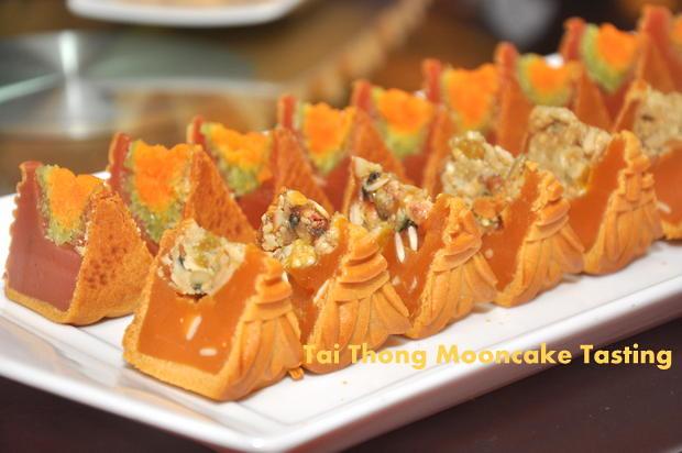 Tai Thong Mooncake 15
