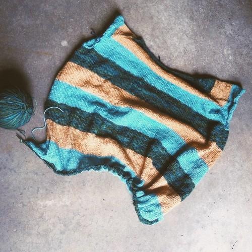 lace stripes