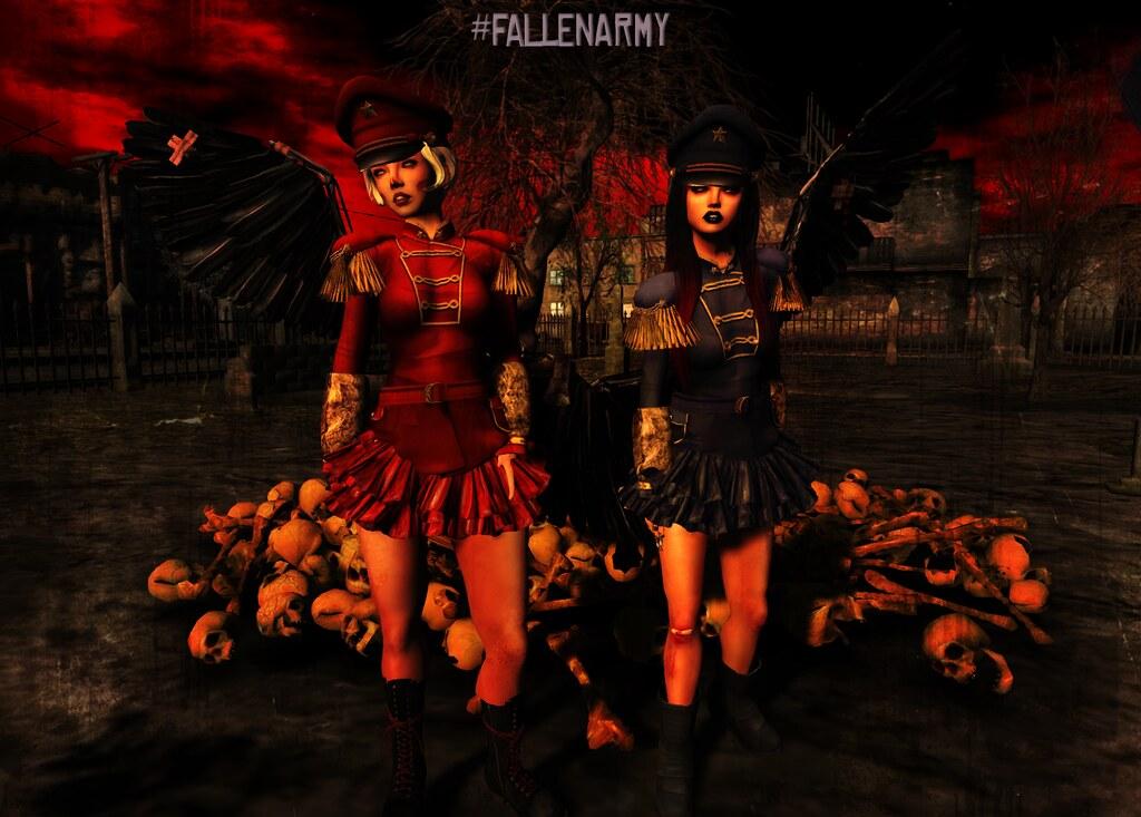 #FallenArmy