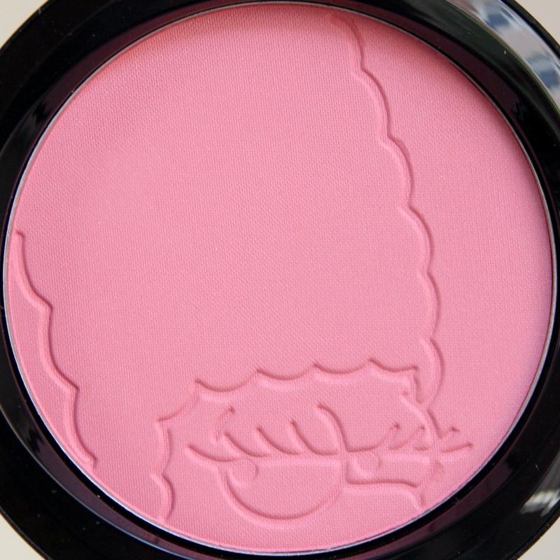MAC pink sprinkles powder blush2