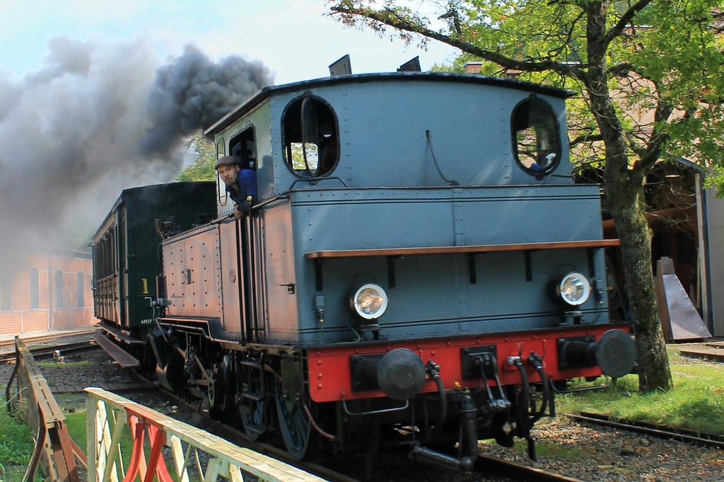 Portes ouvertes au Train 1900  14981869178_b549b1fde5_b
