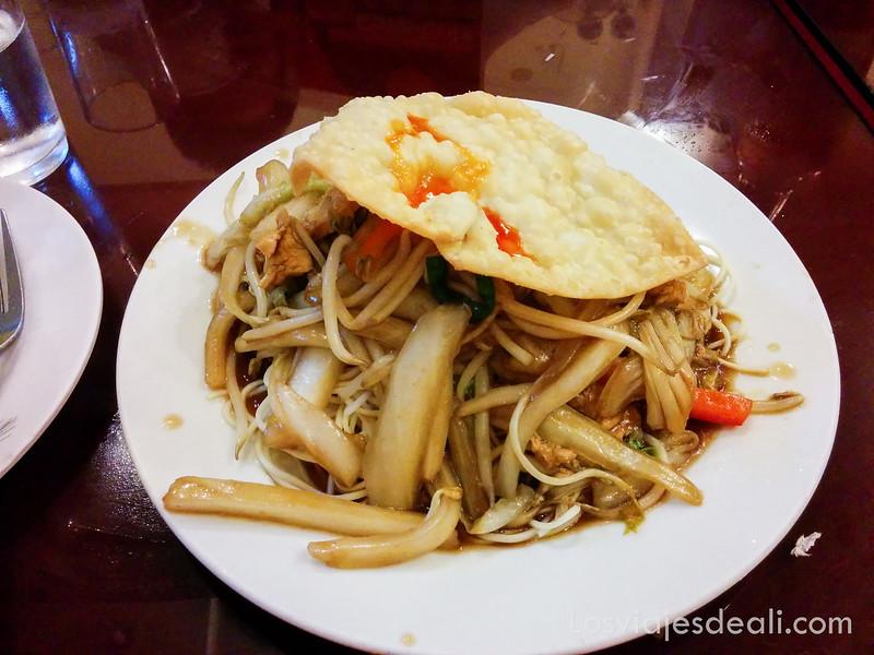 Lima comida chifa
