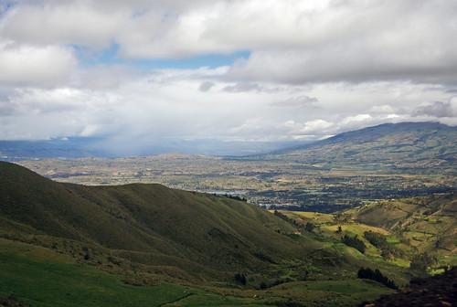 landscape ecuador paisaje