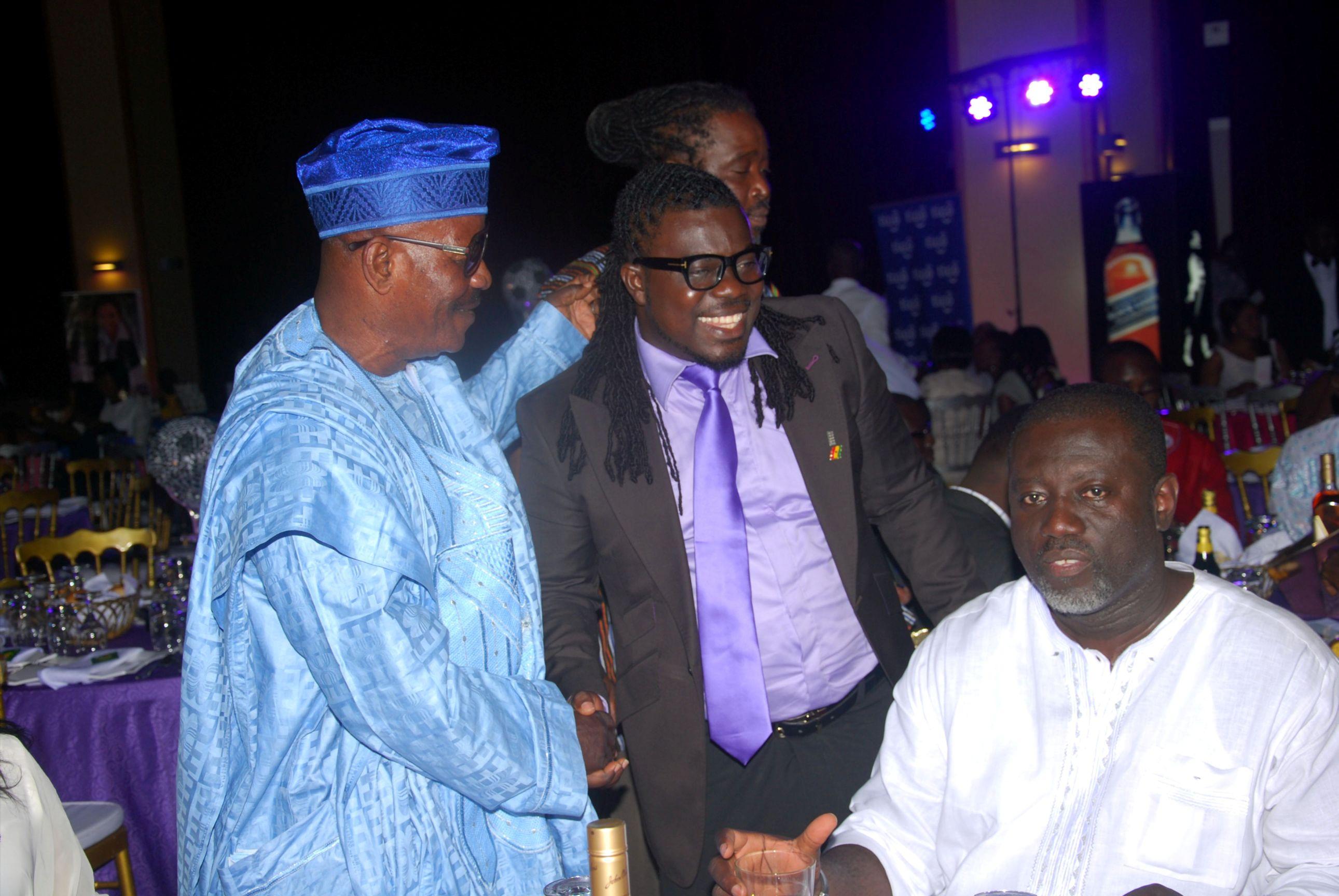 Obour and Alhaji Sidiku