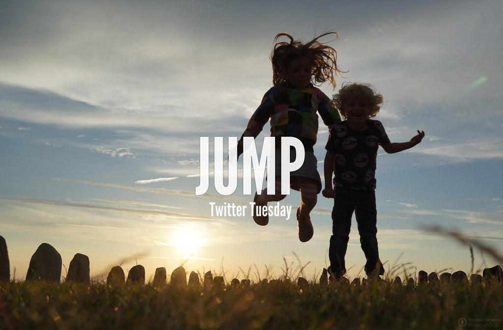 Twitter Tuesday: Jump