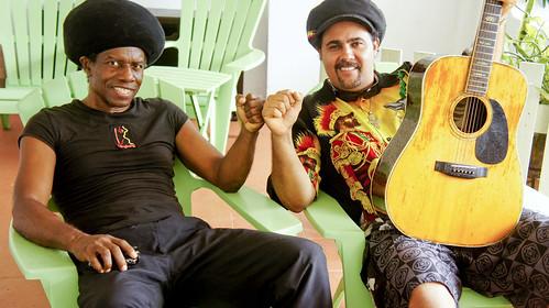 """18.13_lede_Marty Dread & Eddy """" Electric Avenue"""" Grant in Barbados"""