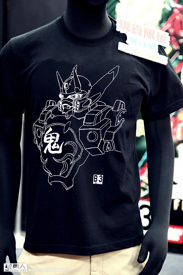 《重甲侍鬼》特別企劃! PREMIUM BANDAI 新商品展示會搶先看!!!