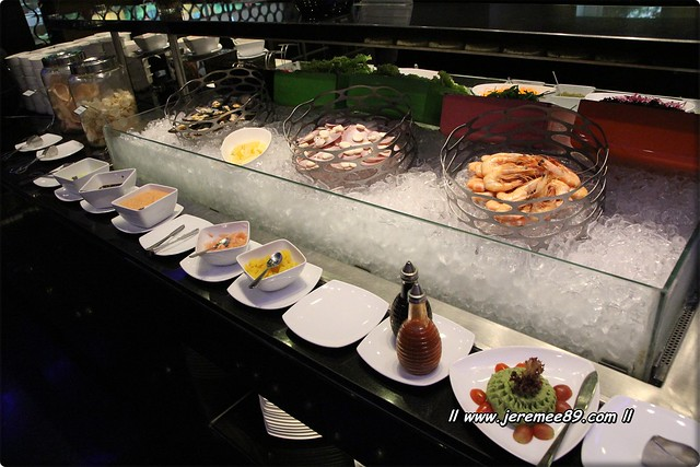 Italian Buffet @ G Cafe - Seafood Station