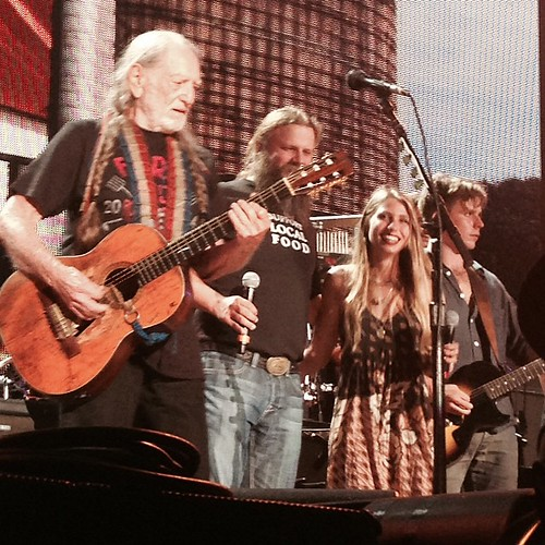 Farm Aid 2014 is over -- find out about next year at FarmAid.org -- and keep on #Road2FarmAid