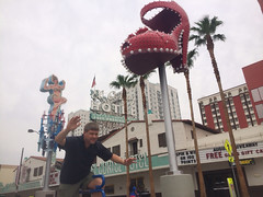 Ron in Downtown Las Vegas #dtlv 08.2014