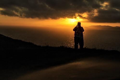 ireland sunset nature landscape sunsets cocork sheepsheadpeninsula toreen ajport