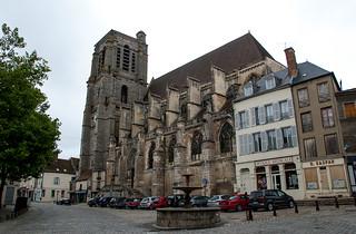 Église Saint-Denis de Sézanne