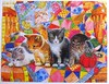 Rocking Kittens (Amy Rosenberg)