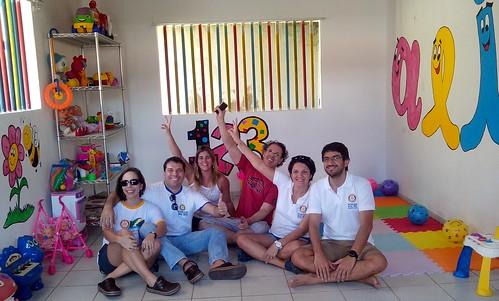 PROJETO BRINQUEDOTECA - RC NATAL TIROL- NATAL/BRASIL