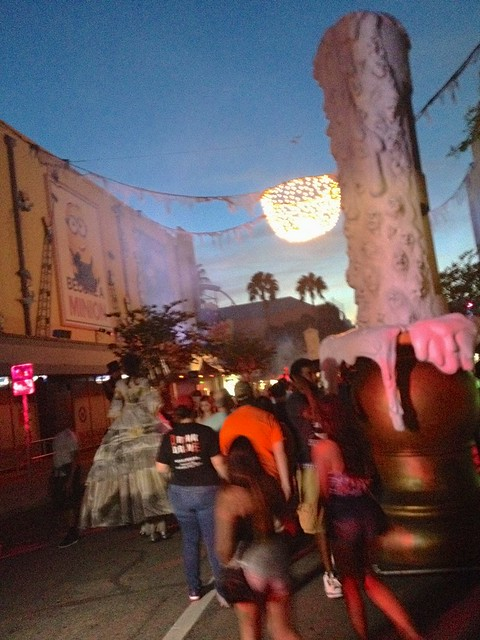 Halloween Horror Nights 2014 preview night at Universal Orlando