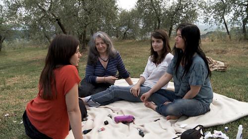 サブ1 A(母アルゲリッチと3人の娘たち)