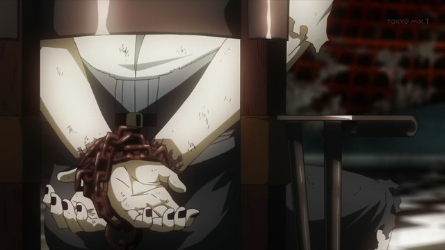 Tokyo Ghoul ep 11 - image 01