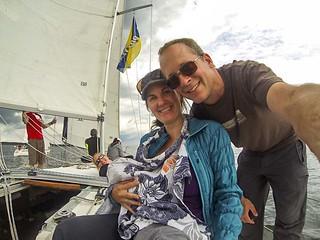 Photobomb sail