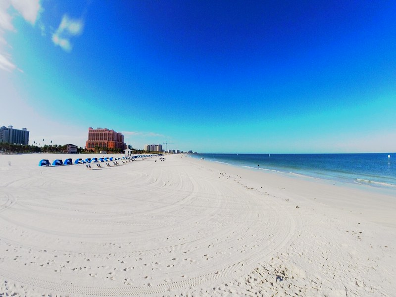 Sandpearl on Clearwater Beach