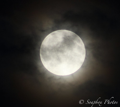 """September 2014 Super Moon"""