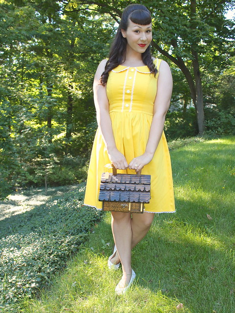 Steady Clothing sunshine dress