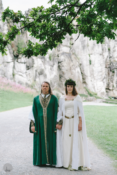 Wiebke and Tarn wedding Externsteine and Wildwald Arnsberg Germany shot by dna photographers_