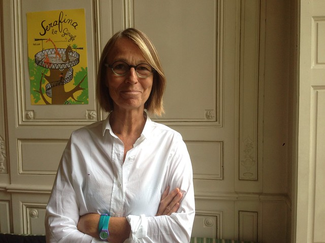 Françoise Nyssen (Actes Sud)