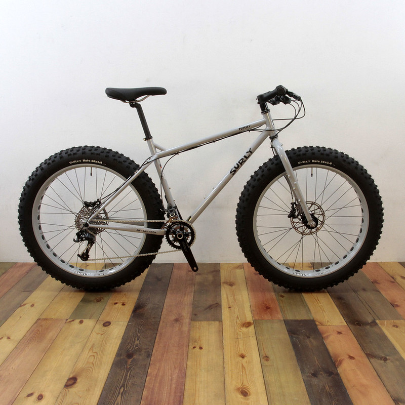 SURLY / Pug Ops Complete Bike / BattleShip Grey