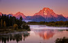 First Light, Oxbow Bend