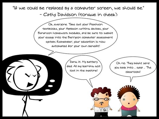 #ccourses Screen Teacher