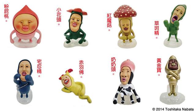 2014第11屆台北國際玩具創作大展 參展單位介紹:三貝多股份有限公司