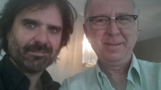 El domingo - 22 horas en el espacio @TierraVerdeFM de @VayaDomingo97 en @ondacan, Marcos Barcena presenta su nuevo disco junto a Miguel Cadavieco