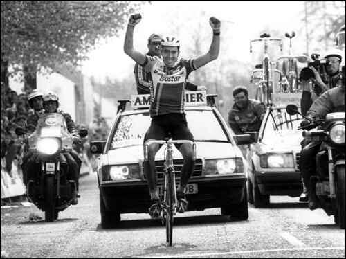 Amstel '89 - Vittoria di Van Lancker