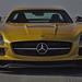 Mercedes-Benz SLS AMG Black Series by Nicodemus♐