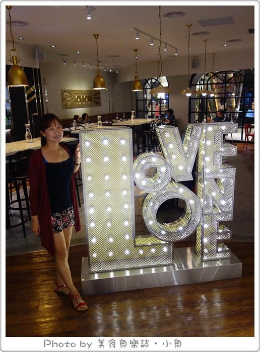 【台北信義】樂昂咖啡LOVE ONE cafe‧ATT4FUN甜蜜王國‧領結蜜糖吐司 @魚樂分享誌