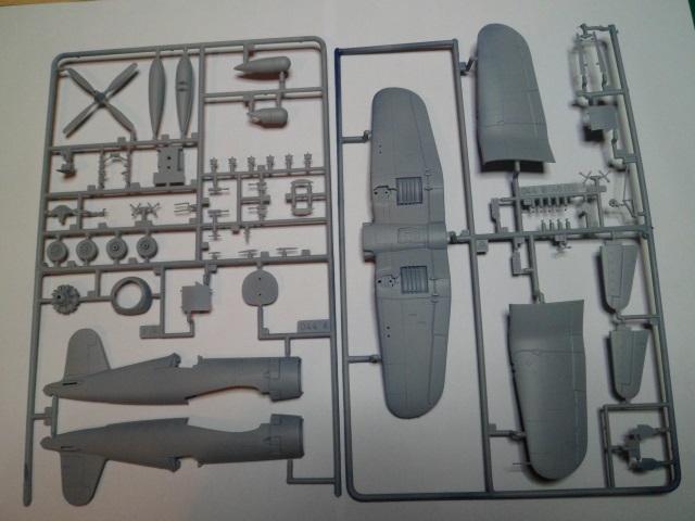 Vought F4U-5-Corsair [Revell 1/72] - Voilaaaa c'est finiiiiii (bis) !  15395511825_641b8b9afa_o