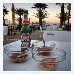 #birretta #pausa #aperitavito #aperitivo #mare #tramonto #estate #igersfood #igerspiceni