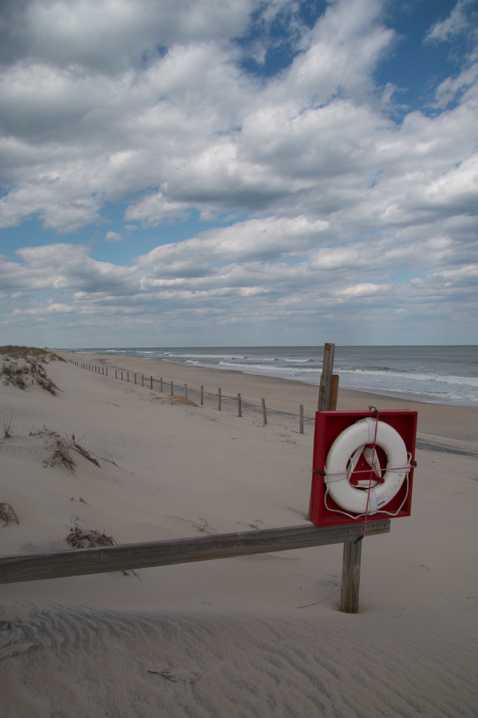 Beach at Assateague State Park | Campground | B loop