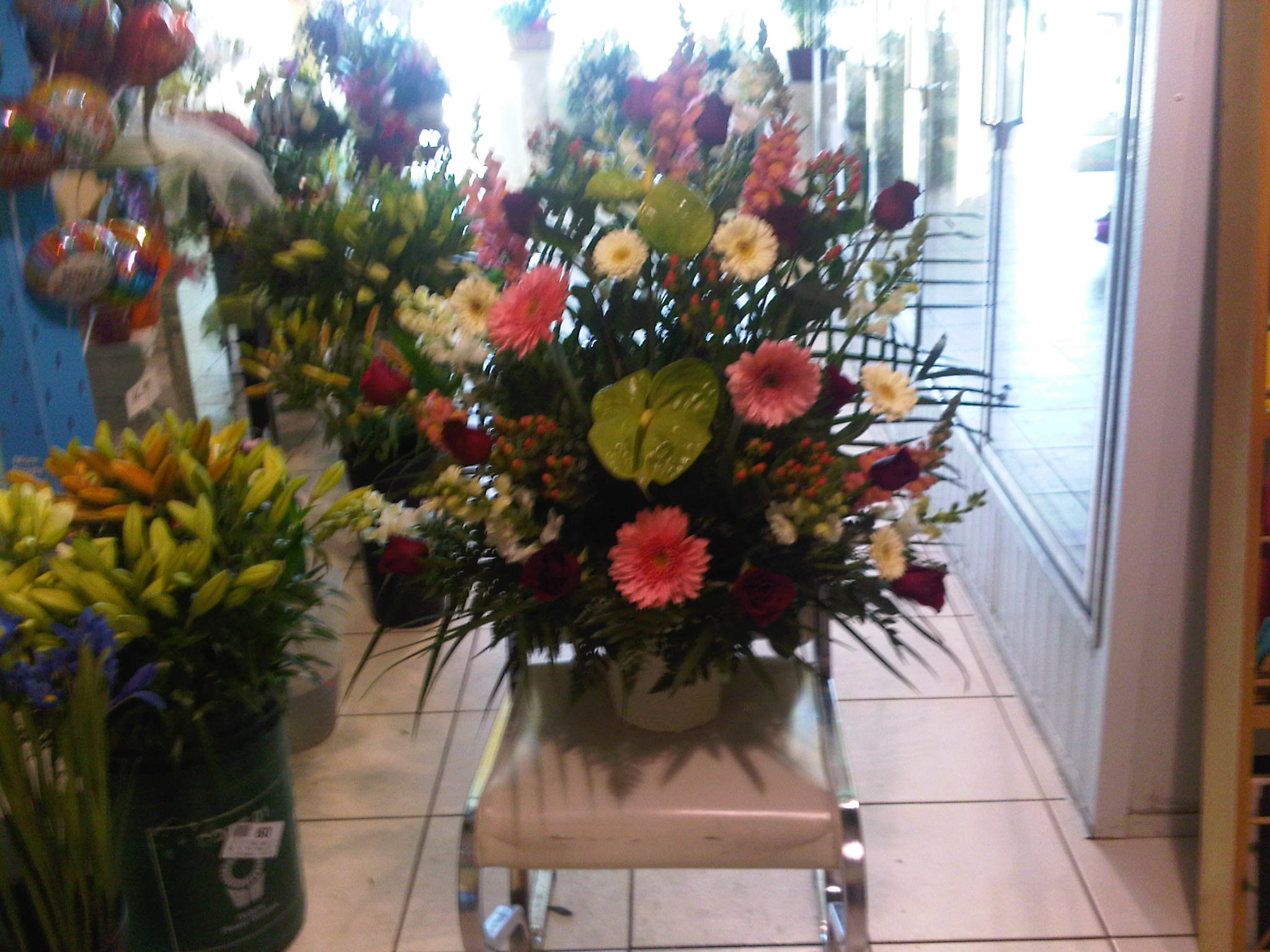 Farah Florist F-FB-20.  $150-180
