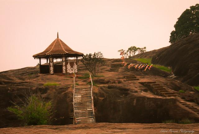 Thanthirimale Temple - Sri Lanka