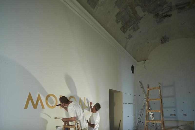 Café Morgal / zařizujeme