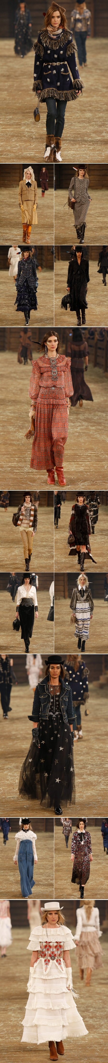 Chanel, prefall 2014, runway, fashion, fashfaith blog