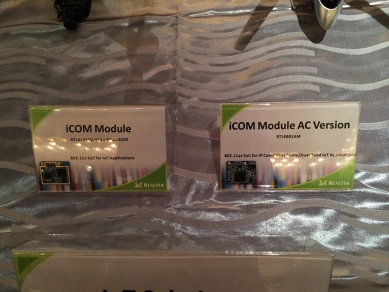Realtek Singapore - iCOM Module