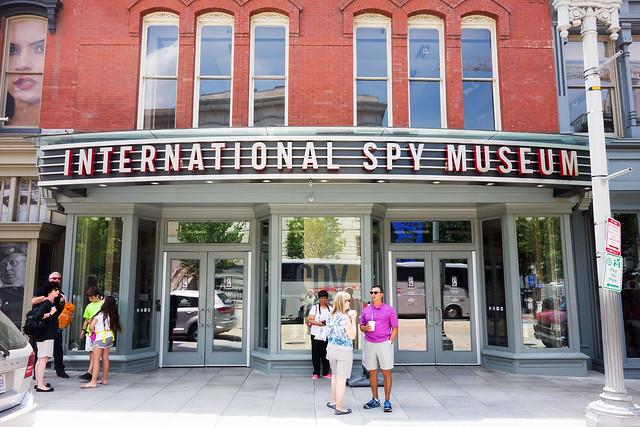 International Spy Museum.