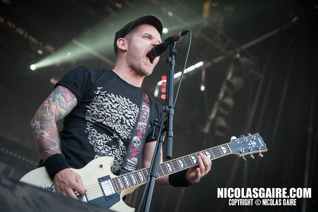 Tagada Jones @ Hellfest , Clisson | 22.06.2014