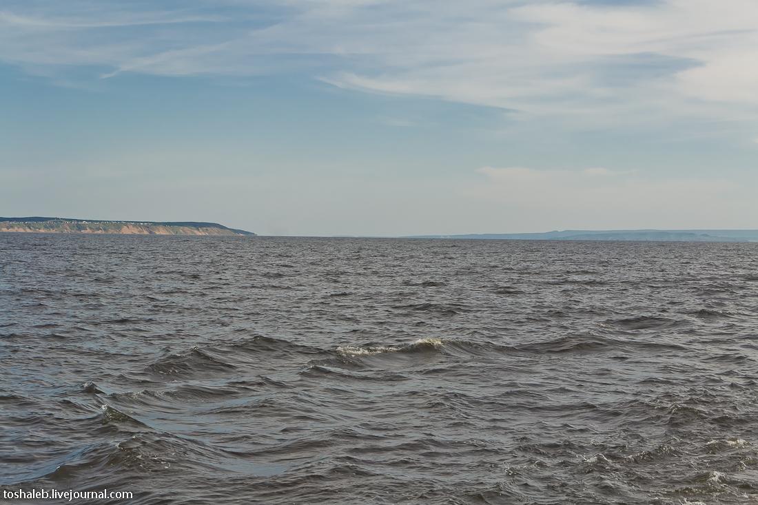 Куйбышевское водохранилище-43