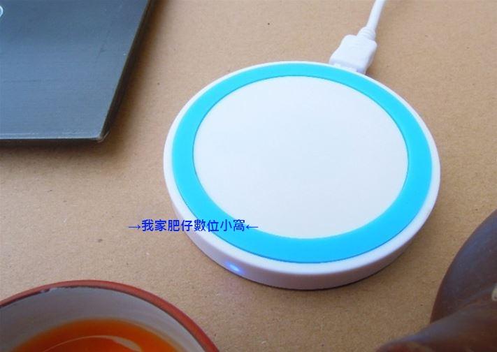 圓形無線充電器4